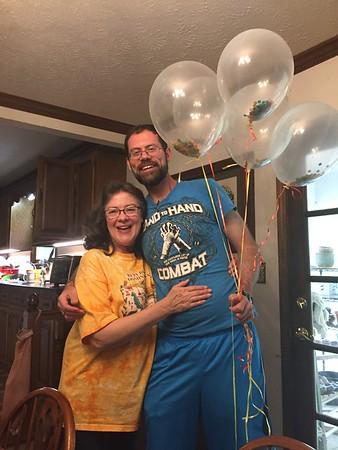 2019 William 36 and Teresa 62 Birthday Bash