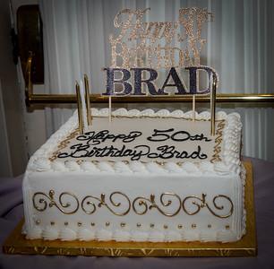 Brad Cooper's 50 Birthday Party