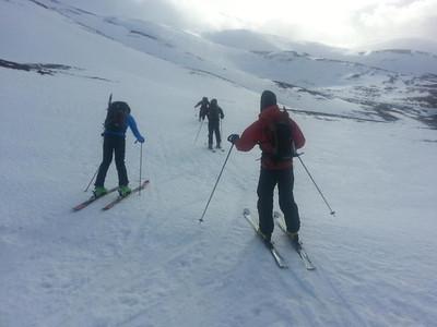 Ski Touring Meet, Cairngorms (21-22 Feb 2014)