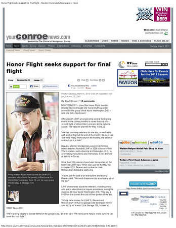 Conroe Courier March 2010