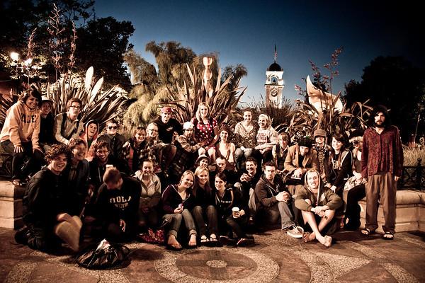 2010 Redwood Camp Summer Staff