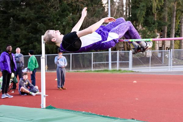 2017 03 30 Woodinville High Jump