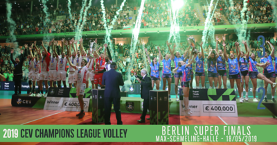 2019 CEV Champions League Volley