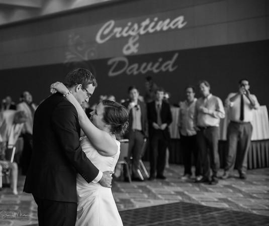 Cristina & David - Reception