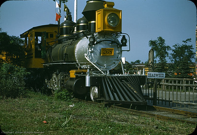 1940's Original 35mm slides of the D&RGW