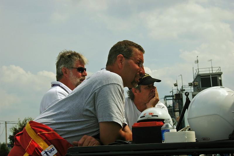 Ted Wenz, Wayne Brown, David Loring