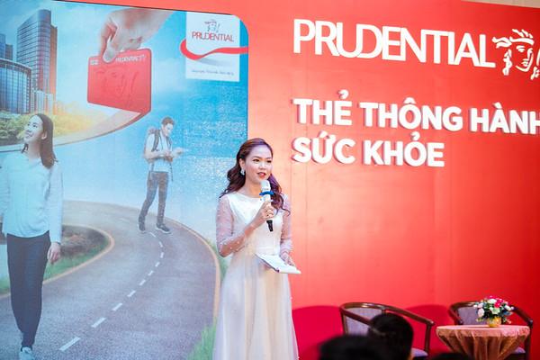 Prudential | Sự kiện giới thiệu Thẻ Thông hành Sức Kh�e @ TT Sự kiện & Tiệc cưới Saigon Palace - Cẩm Phả - Quảng Ninh | Event Roving Photography