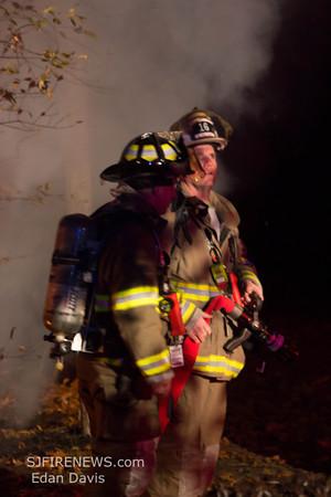 11/26/2012, Brush, Upper Pittsgrove, Salem County, 525 Elmer Shirley Rd.