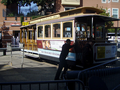Transit San Francisco, California by HMB