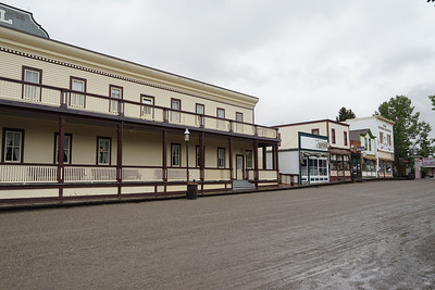 Heritage Park, Calgary and Return Home