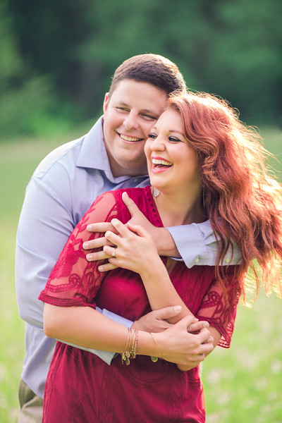 Engagement: Lindsey + Cadyn