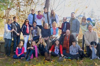Zacharia Family TG 2012