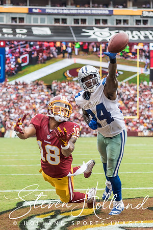 Football:  Dallas Cowboys vs Washington Redskins 09.18.2016 (by Mike Hylton & Steven Holland)