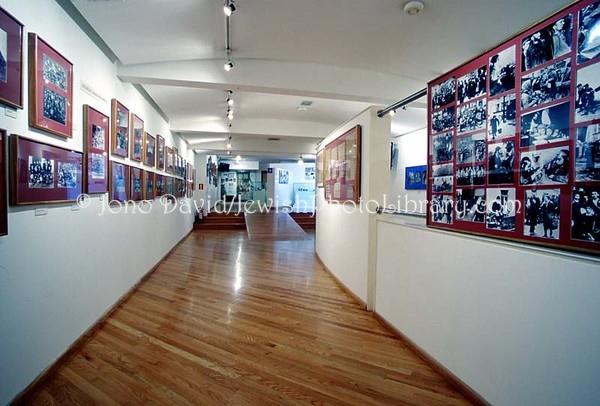 MEXICO, Mexico City. Museo Holocausto @ Sinagoga Nidje Israel Ashkenazi. (2008)