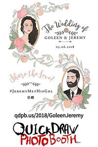 The Wedding of Goleen & Jeremy