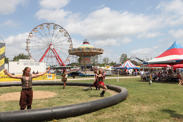 2012 Delta Fair - Equestrian Show