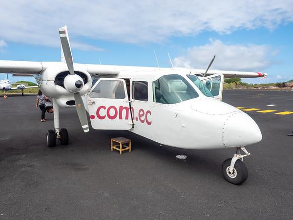 Inner Island Flight