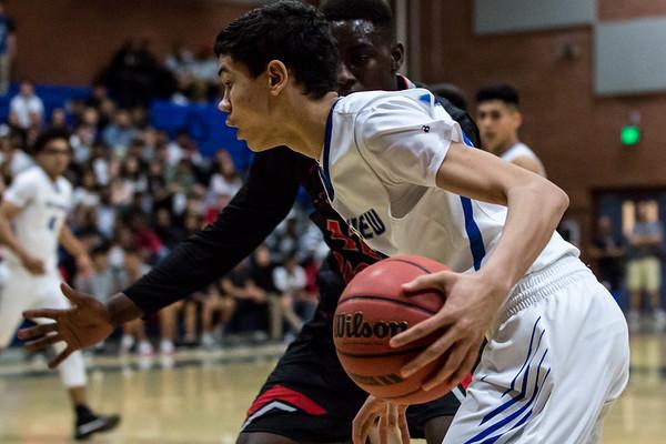 Basketball Boys Westview vs Central