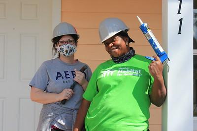 Construction Volunteers: 2-27-2021
