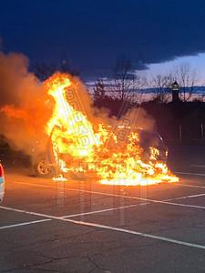 Manchester, Ct. Auto fire 4/18/20