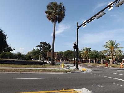 First Coast Flyer BRT Construction