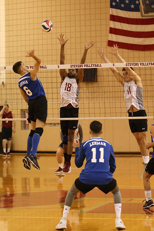 Stevens Volleyball v Lehman 180203