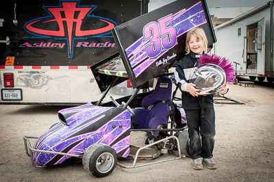 3/15/14 Ardmore Ok Kart Races