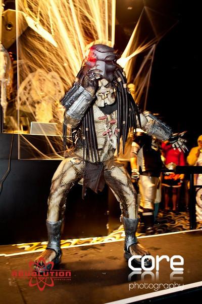 My Predator Costume