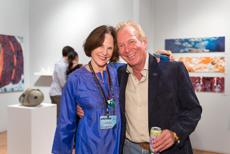 Tina Salvesen, Steve Schwartz