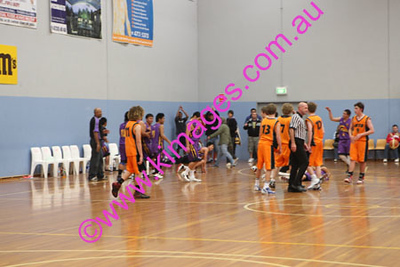U/16 M3 Grand Final - Blacktown Vs Hawkesbury 3-8-08
