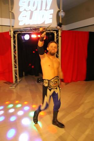 Chaotic Wrestling November 13, 2015