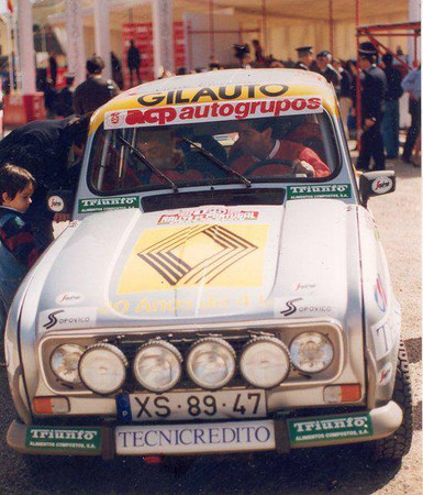 Renault 4 far more capable than they look..