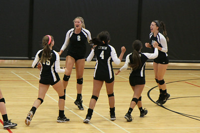 BL Vrsty Vball @ Pearland Game 6 (8/16/2014)
