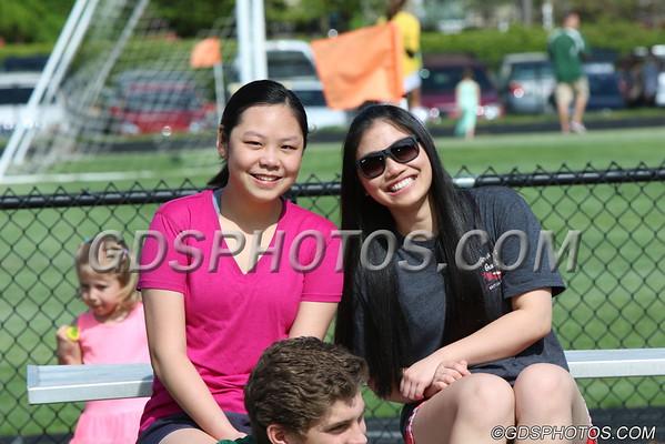 SENIOR DAY VARSITY GIRLS LX 04-24-2015