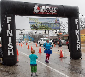 Bridge & Dam Half Marathon, 10K & 5K 2017