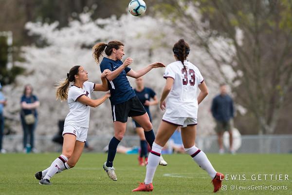 NC Courage vs South Carolina 3-30-2019