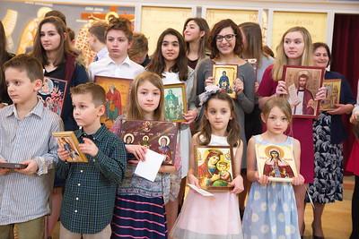 Community Life - Sunday of Orthodoxy - February 25, 2018