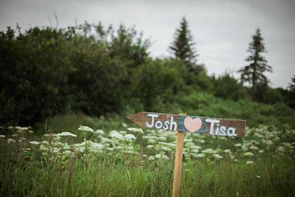 Josh + Tisa  :: Married