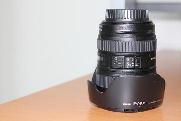24-105 Lens
