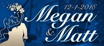 A Wedding For Megan & Matt