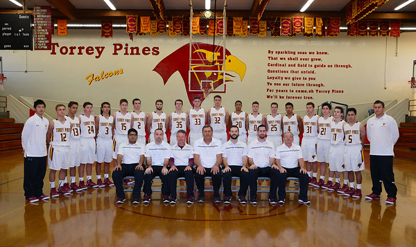 TP Boys Varsity Team, 11-28-15