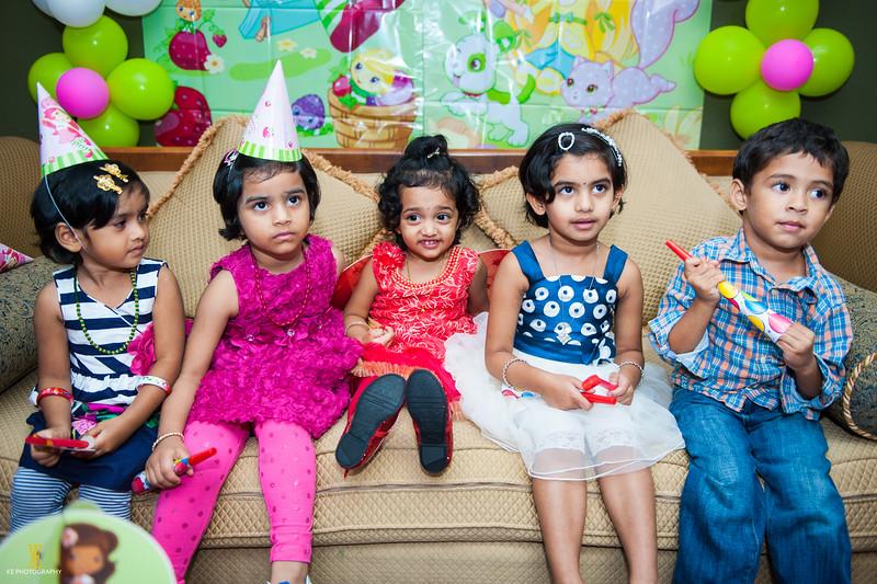 Hasvitha's Second Birthday Pictures