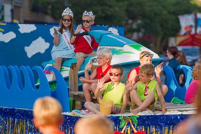 Junior Royale Parade