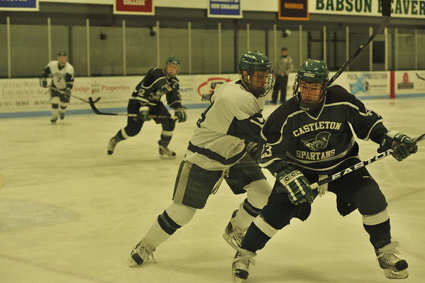 BABSON HOCKEY 2.4.2012 V CASTLETON STAT