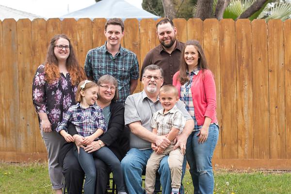 Copeland Family 2019