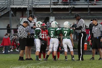 WBLW 6th Grade Football at Salem
