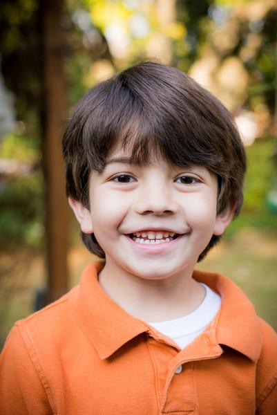 Cooper - Kindergarten 2012