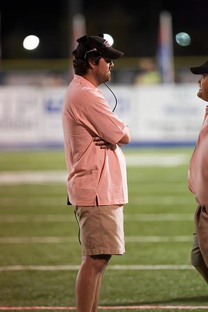 PBS vs Baker Football 2011