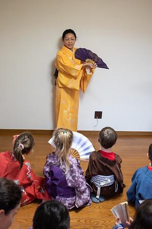 Grade 2 - Japanese Dance