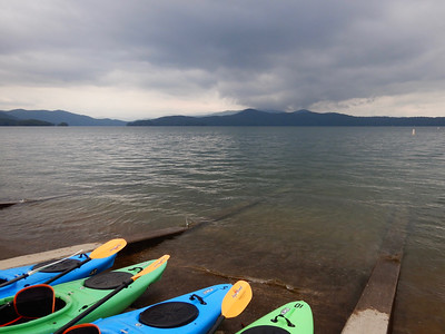 Kayak Camp - July 9, 2019